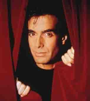DAVID COPPERFIELD ACCUSED OF RAPE